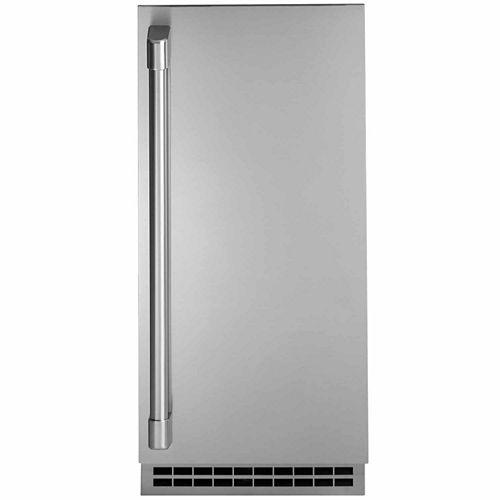 GE Cafe´™ Series Stainless Steel Ice Maker Door Kit (door panel and handle only)