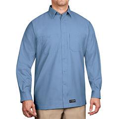 Wrangler Workwear™ Long-Sleeve Work Shirt - Big & Tall
