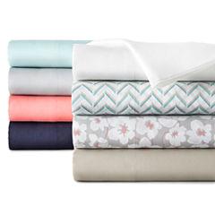 Home Expressions™ 200tc Cotton-Rich Sheet Set