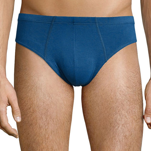 Stafford® 4-pk. Cotton Stretch Bikini Briefs