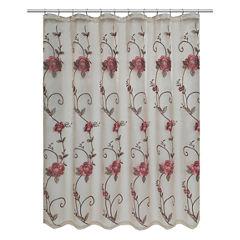 Popular Bath Larrisa Shower Curtain