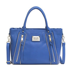 Nicole By Nicole Miller Colby Satchel