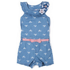 Little Lass Romper - Baby Girls