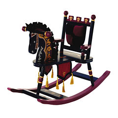 Levels of Discovery® Prince Rocking Horse