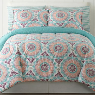 Home Expressions Sasha Complete Bedding Set