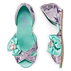 Disney Collection Ariel Costume Shoes - Girls 2-13