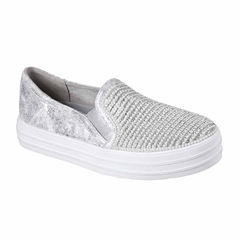 Skechers Shiny Dancer Womens Slip-On Shoes