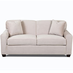 Sleeper Possibilities Dome Arm Loveseat