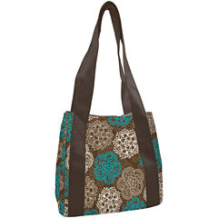 Fit & Fresh® Floral Venice Lunch Bag with Ice Pack