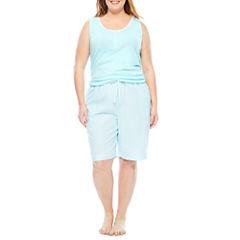 Adonna Shorts Pajama Set-Plus