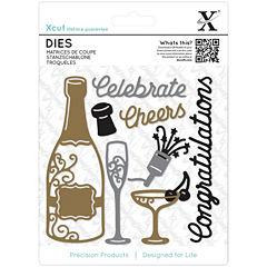 docrafts 11-pc. Champagne Dies