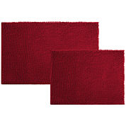 bath rug sets red bath rugs bath mats for bed bath jcpenney. Black Bedroom Furniture Sets. Home Design Ideas