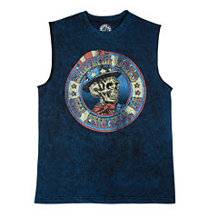 Grateful Dead American Muscle Cotton Tank Top
