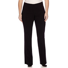 Heart & Soul® Double Waistband Pants - Juniors Plus Long