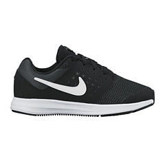 Nike Downshifter 7 Wide Boys Running Shoes - Little Kids