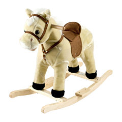 Happy Trails Stuffed Animal