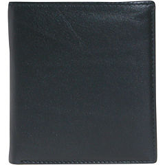 Buxton® Houston RFID Convertible Leather Wallet