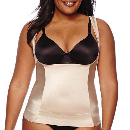 Underscore Plus Wear Your Own Bra Torsette Firm Control Shapewear Camisole-129-3533