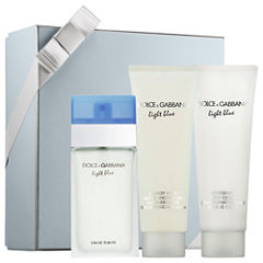 DOLCE&GABBANA Light Blue Deluxe Gift Set