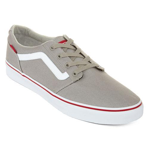 e154960cf1bb9 Vans® Chapman Stripe Mens Athletic Skate Shoes on sale at JCPenney ...