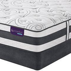 Serta® iComfort® Hybrid Applause II Plush - Mattress + Box Spring