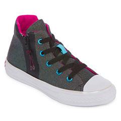 Converse Chuck Taylor All Star Sport Zip Girls Sneakers - Little Kids