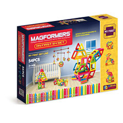 Magformers My First 54Pc