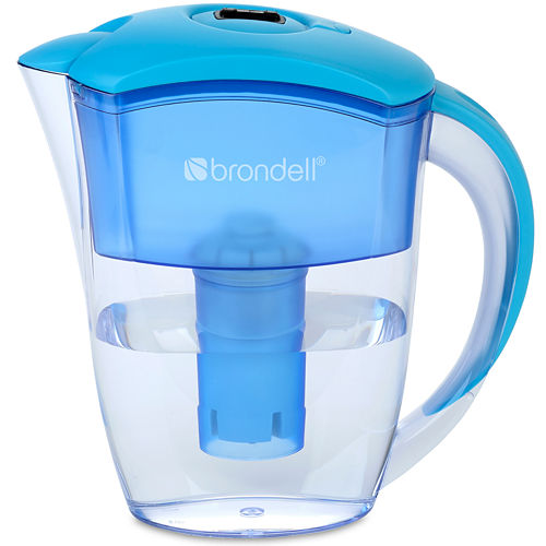 Brondell H2O  6 Cup Water Filtration Pitcher