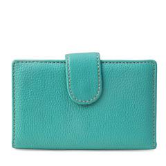 Mundi® S&P Leather Indexer Wallet