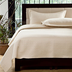 Textrade Matrix 3-pc. Coverlet Set
