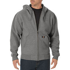 Dickies Long Sleeve Fleece Hoodie