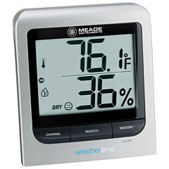 Meade Instruments TM005X-M Wireless Indoor/Outdoor Thermometer