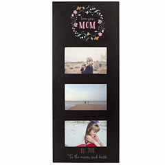 Cathy's Concepts Personalized Mother's Day Multi Photo Frame