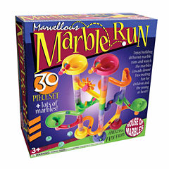 House of Marbles Marvellous Marble Run - 30 PieceSet