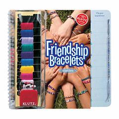 Klutz Friendship Bracelets Activity Book