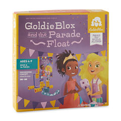 GoldieBlox the Parade Float