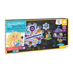 GoldieBlox the Builder's Survival Kit