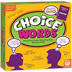 MindWare Choice Words