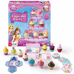 Wonder Forge Disney Princess Enchanted Cupcake Party Game