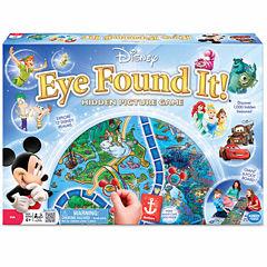 Wonder Forge Disney Eye Found It! Game