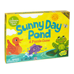 Peaceable Kingdom Sunny Day Pond