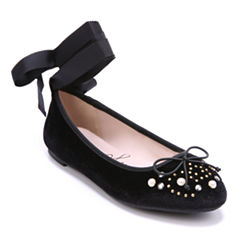 Libby Edelman® Claire Womens Slip-On Shoes