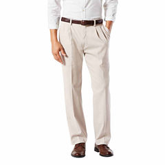 Dockers Classic Fit Pleated Pants Big and Tall