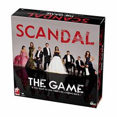 Cardinal Scandal: The Game