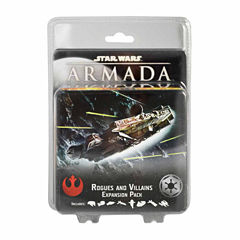 Fantasy Flight Games Star Wars: Armada - Rogues and Villains Expansion Pack