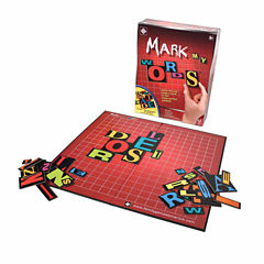 Family Games Inc. Mark My Words