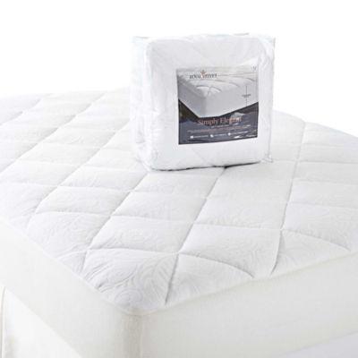 royal velvet simply elegant mattress pad