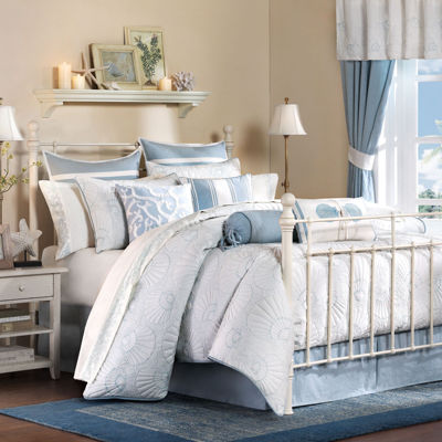harbor house crystal beach comforter set u0026 accessories - California King Bedding Sets