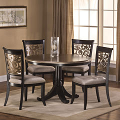 Lorena 5-pc. Round Dining Set
