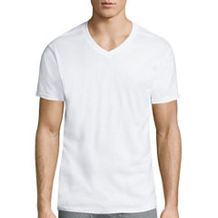 Gildan® 4-Pk. Platinum Short-Sleeve V-Neck T-Shirts